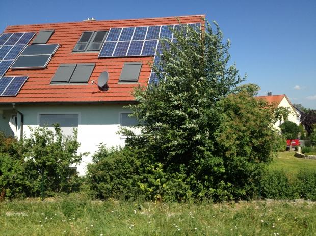 Solar Auf Dach / In-Dach